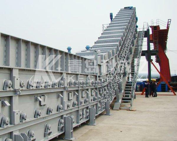 Dry mhando gang conveyor