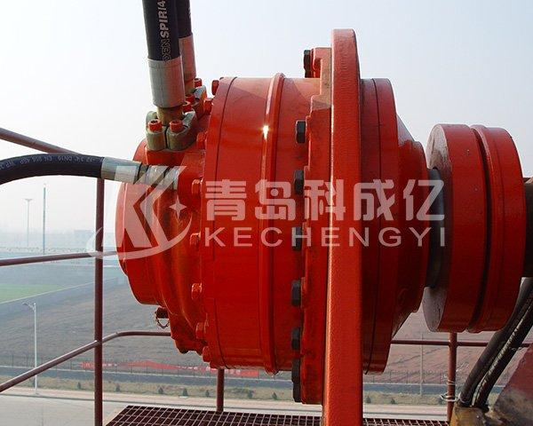 A hidraulikus motor